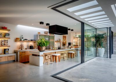 Villa W bar door Tom Kneepkens/François Hannes/Peter Baas