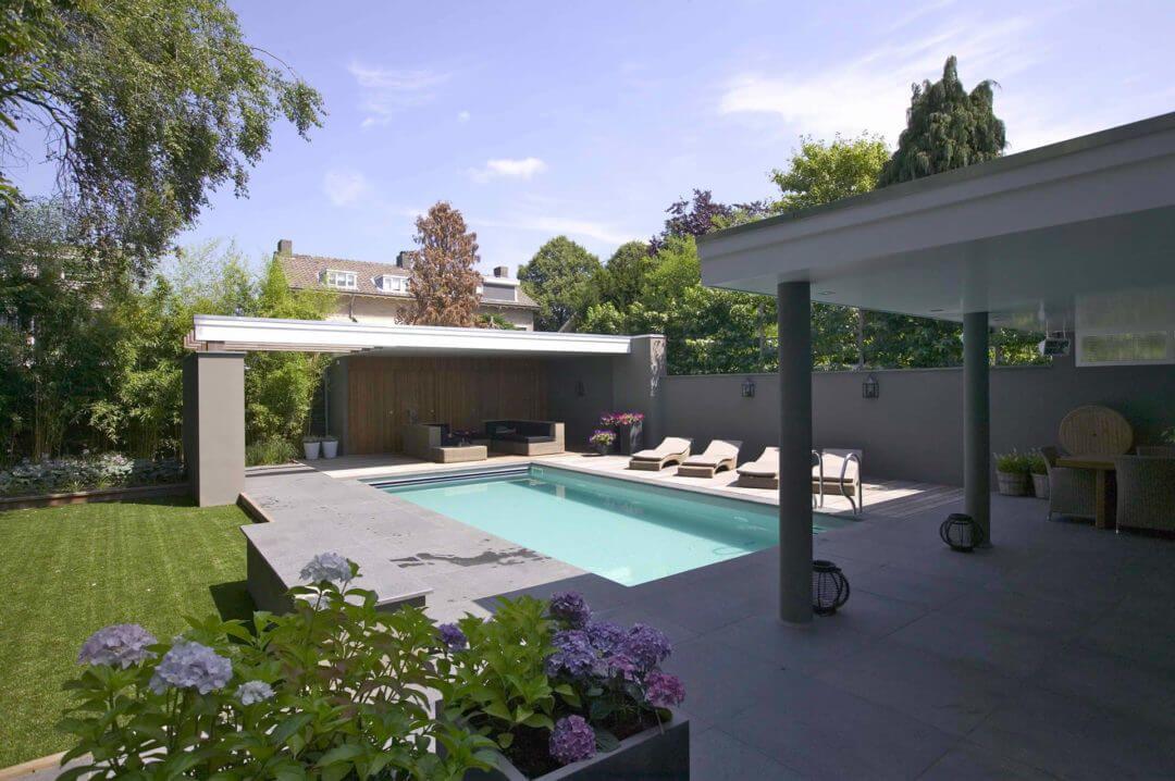 Eindhoven – Wellness stadstuin