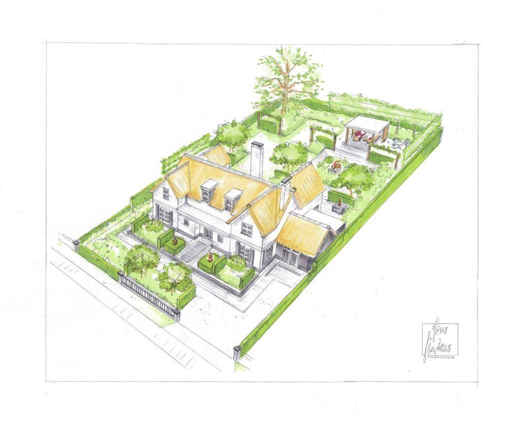 Waalre – Villa Tuin